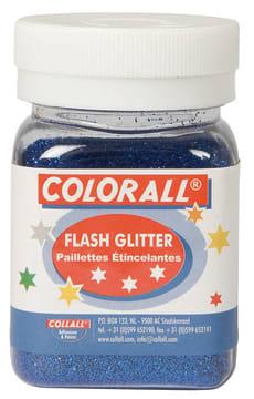 Glitter ''fint'' 150ml. blå