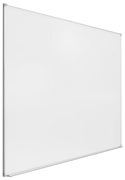 Whiteboard, 120x120 cm. Glassemalje