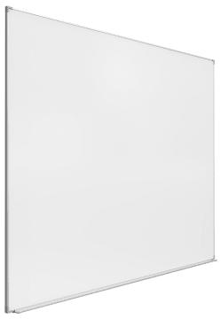 Whiteboard, 400x120 cm. Glassemalje