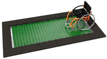 Trampoline Orta 150 x 300 Integrado