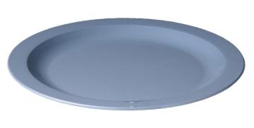 Tallerken flat blå Cambro 254mm