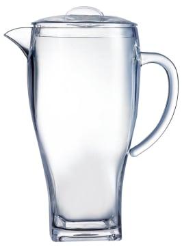 Vannmugge m/lokk 2,2 liter