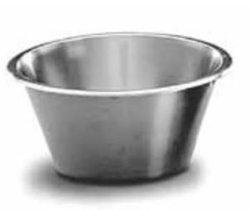 Kjøkkenbolle i rustfr stål 3 liter