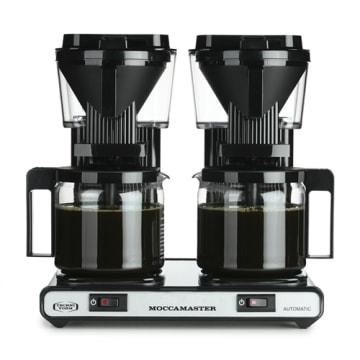 Moccamaster dobbel 2 x 1,25 liter