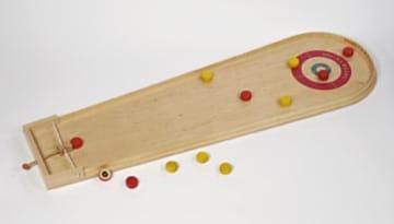 Curling Bordmodell 100x34x4,5cm