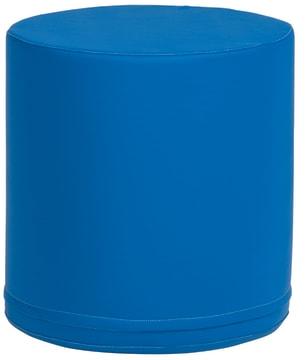 Puff 30 cm Blå