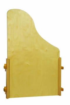 Pamini Buevegg natur u/ speil, 72x116cm