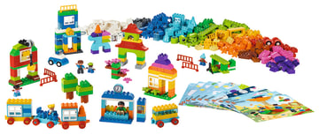 Lego Duplo XL sett, 480 deler