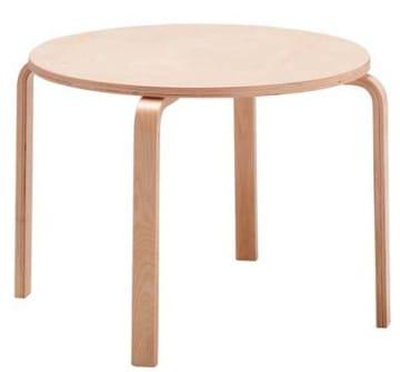 Lekebord, rundt (60x60x53cm)