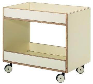 Tavoli Materialvogn m/2 hyller