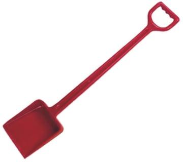 Spade 71cm robust plast