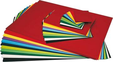 Kartong A4  200ass, 10 farger