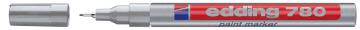 Merkepenn EDDING 780F sølv