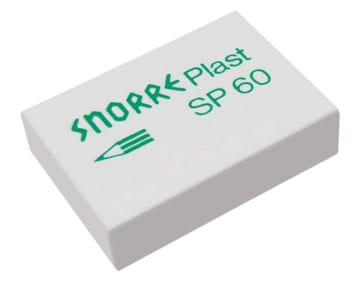 Viskelær SNORRE Plast SP60 (60 stk)