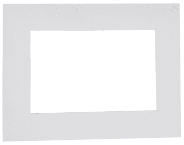 Passepart.ark A-4 hvit 30stk, 270gr.