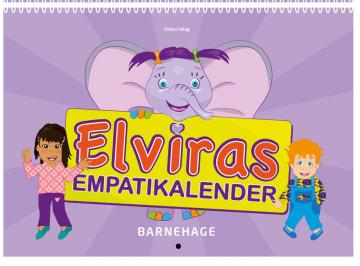 Elviras empatikalender for barnehage