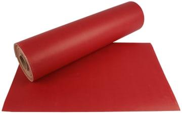 Gavepapir, B: 50cm, 60 g, 100 m, rød