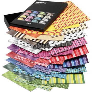Color Bar kartong, A4 21x30cm, 250g, 160 ass.ark, ass.farger