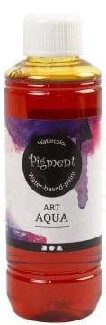 Art Aqua Pigment, 250 ml, gul