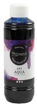 Art Aqua Pigment, 250 ml, kongeblå