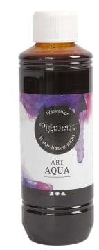 Art Aqua Pigment, 250 ml, varm gul