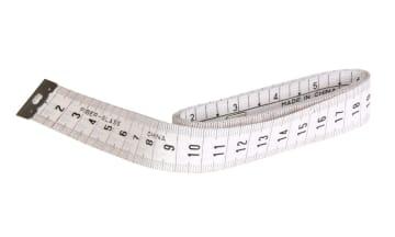 Målebånd, L: 150cm, 6stk.