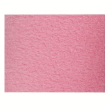 Fleece, 1,25 x 1,5 m. rosa.