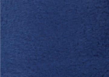 Fleece, 1,25 x 1,5 m. blå.