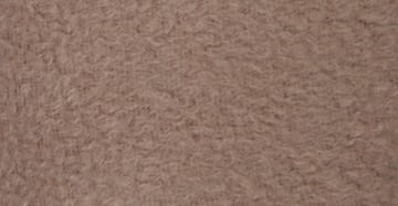 Fleece, 1,25 x 1,5 m. grå.