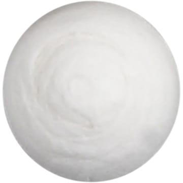 Vattkuler, D:15mm, 300stk, hvit