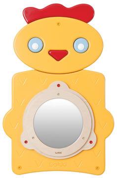 Veggspill Kylling med speil***