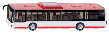 Buss i metall, 29 cm