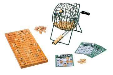 Bingo, komplett sett