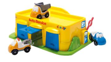 Fun cars garasje