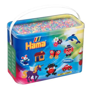 Hama Perler 30000 pastell