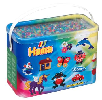 Hama Perler 30000 glittermix