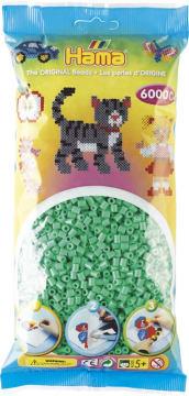 Hama 6000 stk lys grønn