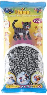 Hama grå 6000 stk