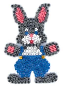 Piggplate kanin