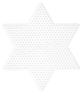 Piggplate stjerne stor