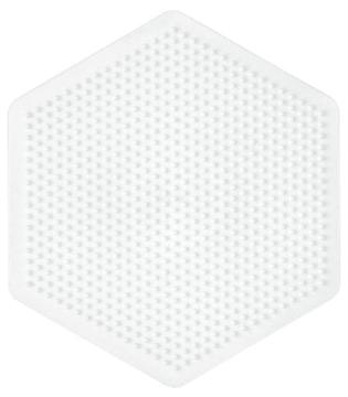 Piggplate sekskant stor