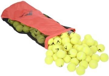 Tennisballer 96 stk. i oppbevaringspose