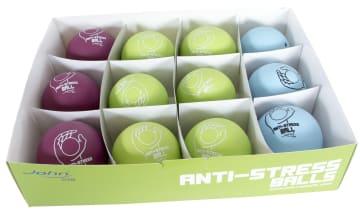 Antistress ball 12 stk.