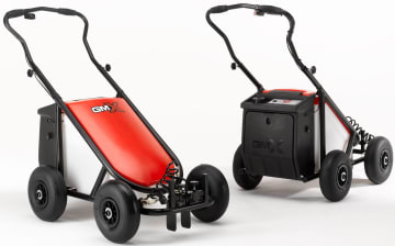 Gressmalingsmaskin GMX  Med batteri