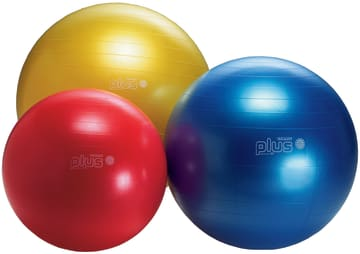 Kjempeball Ø55 pluss  Rød