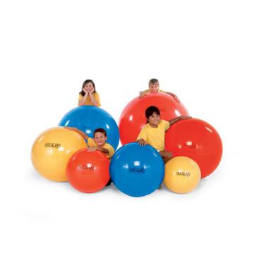 Kjempeball Ø120  Rød