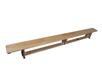 Gymnastikkbenk 300 cm  Benk med balansebom