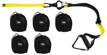 TRX Commercial Suspension tr.  Pakke m/6 suspension trainere