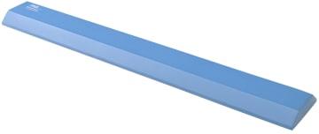 Airex balanse bjelke Blå - 160x24x6 cm.