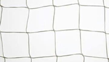 Fangnett til tremål, hvit  4 mm nylon, 12cm masker